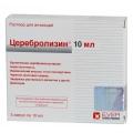 <b>Церебролизин р-р д/и 10мл амп N5