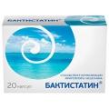 <b>Бактистатин капс. 500 мг х60 уп