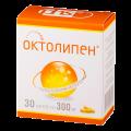 <b>Октолипен капc 300мг уп конт яч N10x3