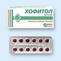 <b>Хофитол тб п/о 0.2г фл N180