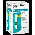<b>Тест-полоски Аккучек актив  N50